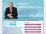 View More Information on Keith Abraham