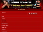 View More Information on Rozelle Automotive