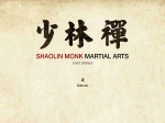 View More Information on Shaolin Monk Martial Arts