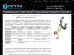 View More Information on Universal Dance Academy