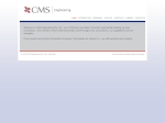 View More Information on Cms Engineering Pty Ltd