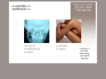 View More Information on The Cosmetic And Maxillofacial Clinic