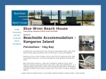 View More Information on Blue Wren Beach House