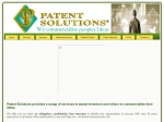 View More Information on Patent Business Solutions