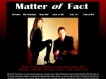 View More Information on Matter Of Fact
