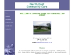 View More Information on Centacare - North East Community Care