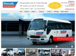 View More Information on Newcastle Car & Truck Rental, Newcastle