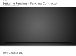 View More Information on Bettaline Fencing
