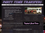 View More Information on Party Time Transfers