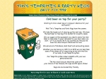 View More Information on Tim's Temprites And Party Kegs