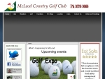 View More Information on Mcleod Golf Club Catering