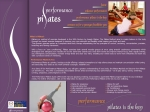 View More Information on Performance Pilates