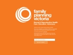 View More Information on Family Planning Victoria - Action Centre