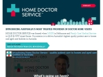 View More Information on HOME DOCTOR SERVICE
