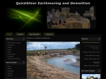 View More Information on Quicksilver Earthmoving & Demolition