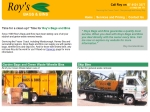 View More Information on Roy's Bags & Bins