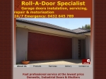 View More Information on Roll-A-Door Specialist