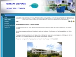 View More Information on Retreat On Pease