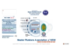 View More Information on Master Plumbers & Mechanical Contractors Association N.S.W. The