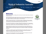 View More Information on Medical Industries Australia Pty Ltd