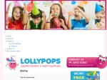 View More Information on Lollypops Confectionery & Party Supplies