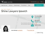 View More Information on Shine Lawyers, Ipswich