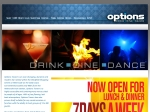 View More Information on Options Tavern
