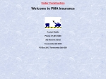 View More Information on Pma Insurance Services