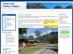 View More Information on Halls Gap Valley Lodges