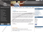 View More Information on Court Fund