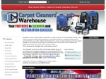 View More Information on Carpet Cleaners Warehouse, Geebung