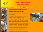 View More Information on Earth Moving Contractors Pty Ltd