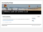 View More Information on Corrimal Surf Life Saving Club Inc
