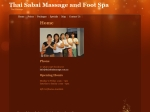 View More Information on Thai Sabai Massage And Foot Spa