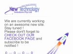 View More Information on New Technology Solutions Pty Ltd