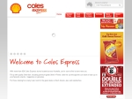 View More Information on Coles Express, Dampier
