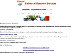 View More Information on Balmoral Network Services
