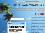 View More Information on B&M Garden Services