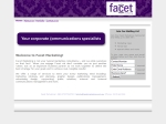View More Information on Facet Marketing