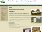 View More Information on Sheds Plus