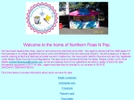 View More Information on Northern Fairy Floss Products & Hire