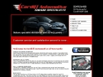 View More Information on Cardiff Automotive Subaru Spares & Repairs