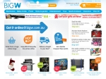 View More Information on Big W