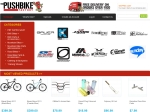 View More Information on The Pushbike Factory