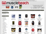 View More Information on Muscle Beach