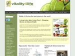 View More Information on Vitality4life