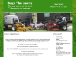 View More Information on Buga The Lawns Gardeners And Pest Control