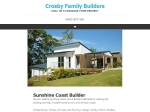 View More Information on Crosby Family Builders