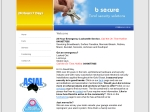 View More Information on B Secure Locksmiths
