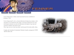 View More Information on Fenner Engineering Pty Ltd